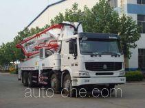 铁力士牌XDT5400THB型混凝土泵车