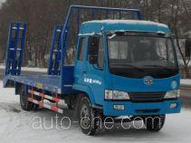 吉平雄风牌XF5163TPB型平板运输车