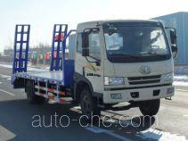 吉平雄风牌XF5168TPB型平板运输车