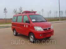Lushan XFC5022TXFBP01 pumper (fire pump vehicle)