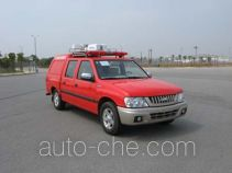 Lushan XFC5023TXFBP01 pumper (fire pump vehicle)