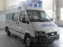 培新牌XH5042XJH4型救护车