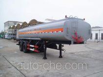 培新牌XH9211G型罐式半挂车