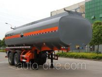 Peixin XH9300GFW corrosive materials transport tank trailer