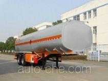 培新牌XH9351GYY型运油半挂车