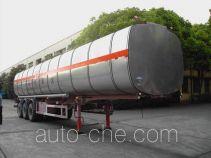培新牌XH9390G型罐式半挂车