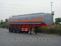 Peixin XH9403GHY chemical liquid tank trailer