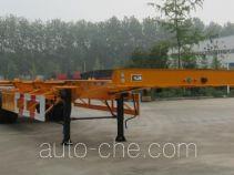 Guoshi Huabang XHB9351TJZ container transport trailer