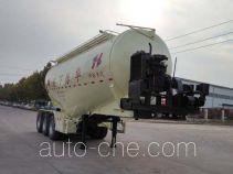 Zhongji Huashuo XHS9405GXH ash transport trailer