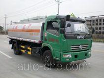 Huaren XHT5110GHY chemical liquid tank truck
