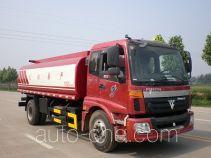 Huaren XHT5163GHY chemical liquid tank truck
