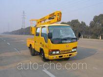 Hailunzhe XHZ5040JGKA aerial work platform truck