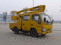 Hailunzhe XHZ5040JGKD aerial work platform truck