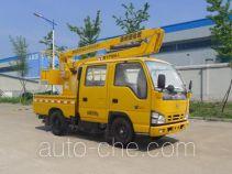Hailunzhe XHZ5040JGKQ51 aerial work platform truck