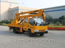 Hailunzhe XHZ5059JGKE aerial work platform truck