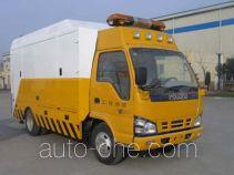 Hailunzhe XHZ5060TQX автомобиль для электроремонтных работ