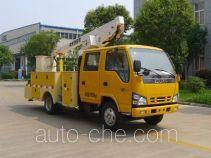 Hailunzhe XHZ5061JGKQ4 aerial work platform truck