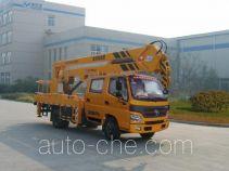 Hailunzhe XHZ5063JGKF aerial work platform truck