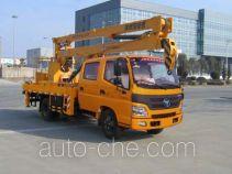Hailunzhe XHZ5065JGKB aerial work platform truck
