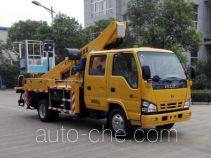 Hailunzhe XHZ5071JGKQ5 aerial work platform truck