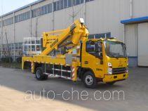 Hailunzhe XHZ5090JGKH5 aerial work platform truck