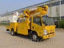 Hailunzhe XHZ5091JGKB aerial work platform truck