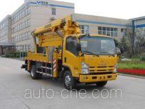 Hailunzhe XHZ5092JGKB aerial work platform truck