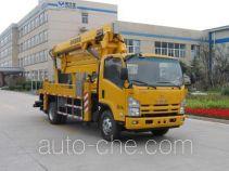 Hailunzhe XHZ5092JGKQ5 aerial work platform truck