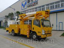 Hailunzhe XHZ5100JGKA aerial work platform truck