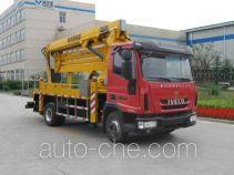 Hailunzhe XHZ5114JGKA5 aerial work platform truck