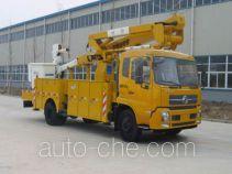 Hailunzhe XHZ5120JGKD5 aerial work platform truck