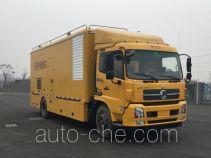 Hailunzhe XHZ5120XDY мобильная электростанция на базе автомобиля