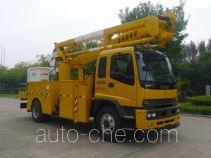 Hailunzhe XHZ5131JGKQ5 aerial work platform truck