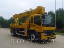 Hailunzhe XHZ5141JGKQ5 aerial work platform truck