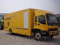 Hailunzhe XHZ5142XDY мобильная электростанция на базе автомобиля