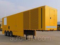 Hailunzhe XHZ9401XDY мобильная электростанция на базе полуприцепа