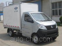 Frestech XKC5020XBW5F insulated box van truck