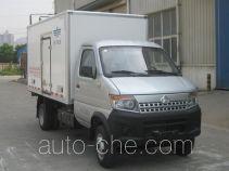 Frestech XKC5030XBW5F insulated box van truck