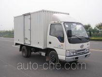 Xinfei XKC5031XXYA2 box van truck