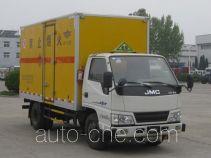 Frestech XKC5040XYN4J fireworks and firecrackers transport truck