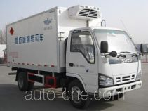 Xinfei XKC5040XYY4Q medical waste truck