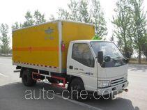 Xinfei XKC5041XQYA4 explosives transport truck