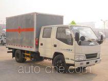 Frestech XKC5047XQY4J explosives transport truck