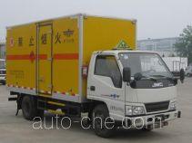 新飞牌XKC5060XYN4J型烟花爆竹专用运输车