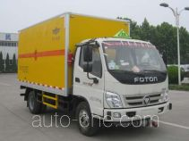 Frestech XKC5070XYN4B fireworks and firecrackers transport truck