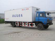 Xinfei XKC5114XXY box van truck