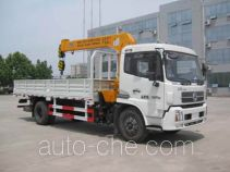 Xinfei XKC5120JSQA3 truck mounted loader crane