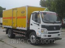 Xinfei XKC5120XQY5B explosives transport truck
