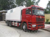 Xinfei XKC5256TXL dewaxing truck