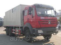 Xinfei XKC5258TXL dewaxing truck